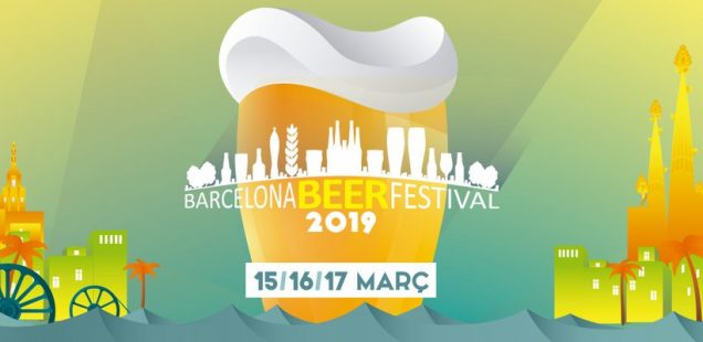 Dykes Brewery @ Barcelona Beer Festival 2019!